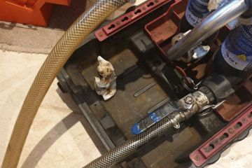 Powerflushing with MagnaCleanse