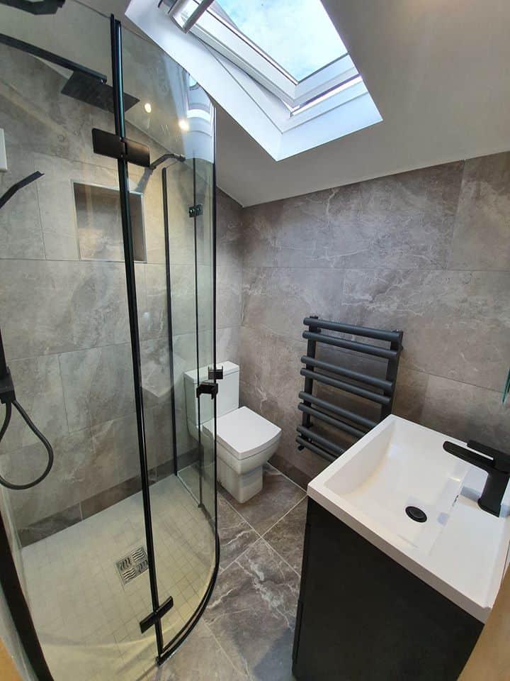 New Bathrooms - HPH Plumbing Ltd